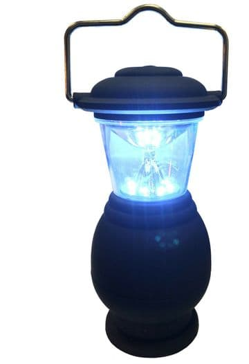 MINI PORTABLE CAMPING LANTERN 8 LED SUPERBRIGHT LIGHTS camping boating